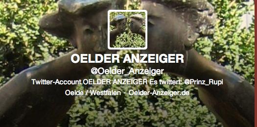 Folgt uns auf Twitter: @Oelder_Anzeiger