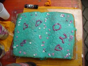 ein geheimnisvoller Kuchen