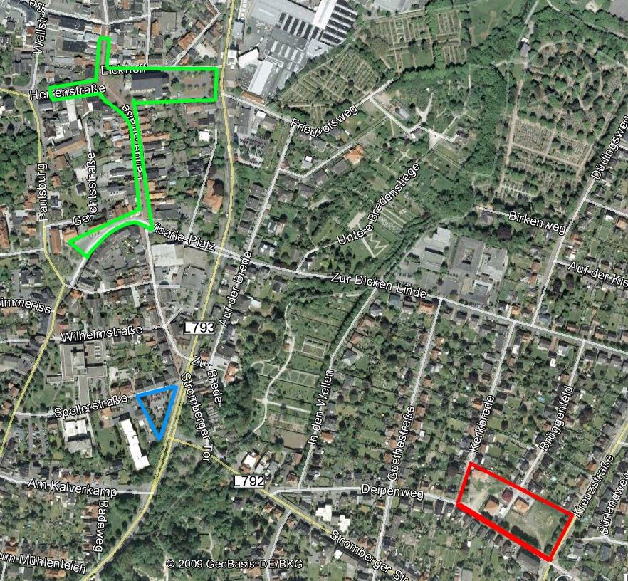 2013-07-24-Google Maps Kirmes alter Standtort