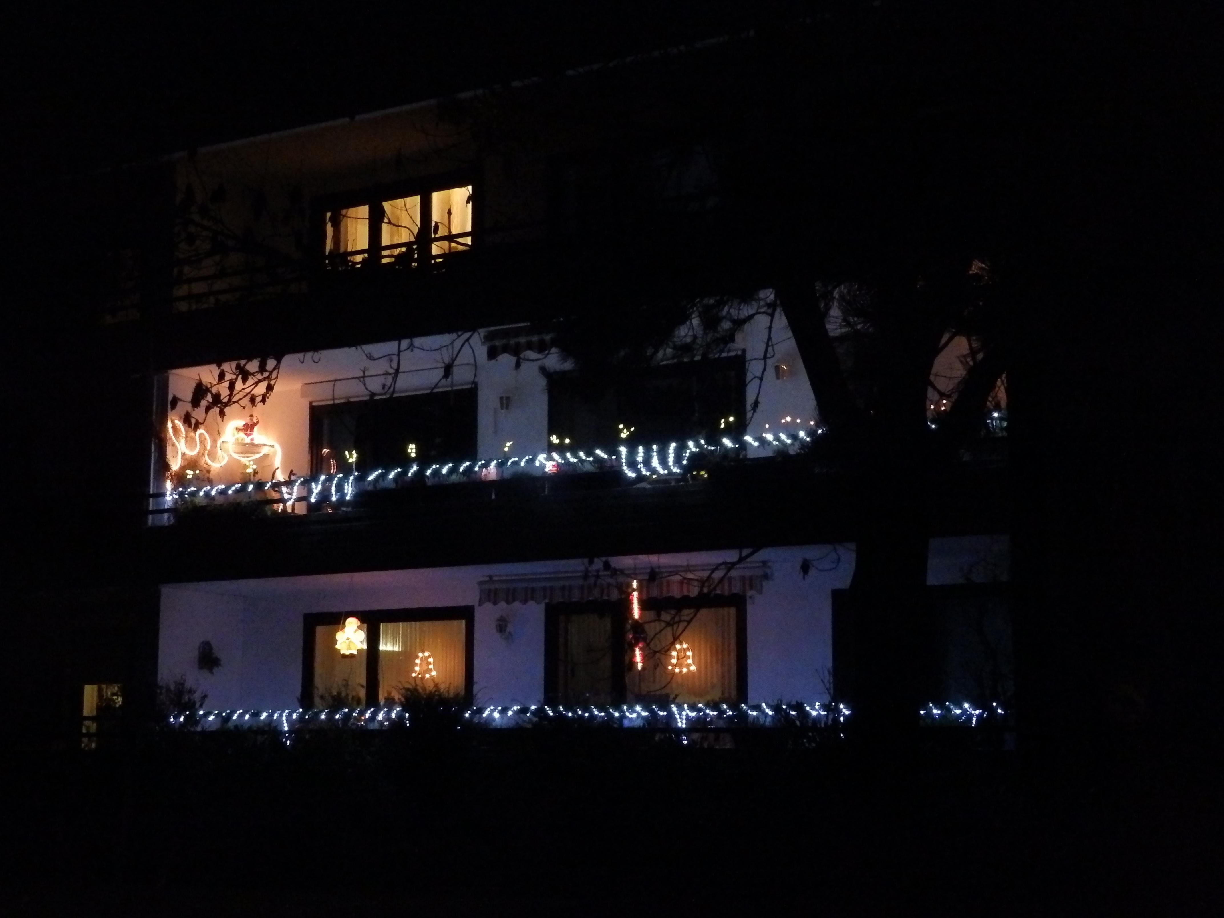 Die schönsten Weihnachtsdekorationen in Oelde - Oelder Anzeiger