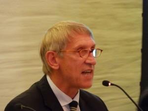 Bürgemeister Karl-Friedrich Knop