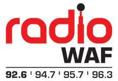 Radio WAF Logo