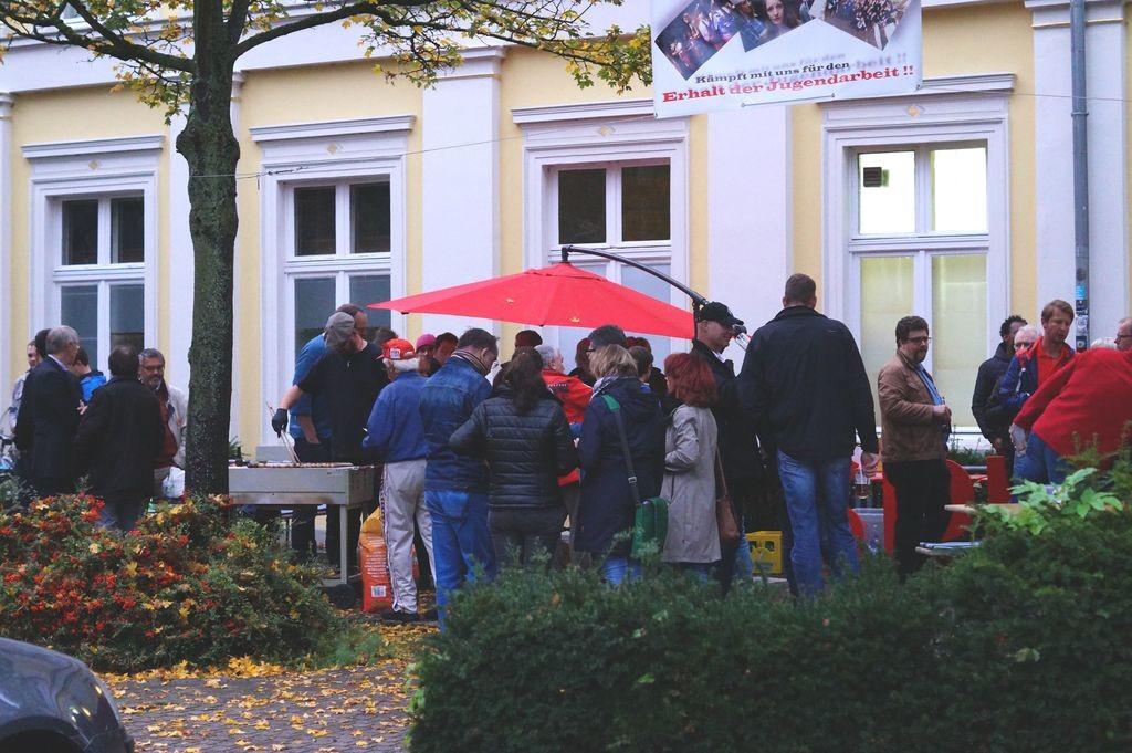 """Oelder Anzeiger, """"Rote Grill"""" Alte Post"""