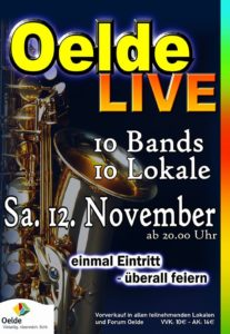 Oelde Live Liquid Solids