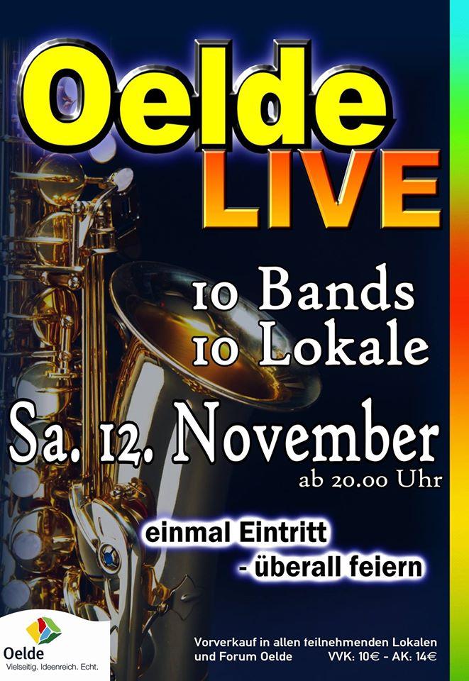 Oelde Live Liquid Solids