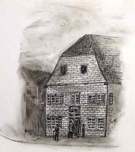 2016-11-07-synagoge-gezeichnet-von-norbert-loebbert