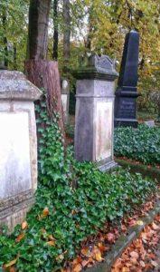 Jüdischer Friedhof in Oelde