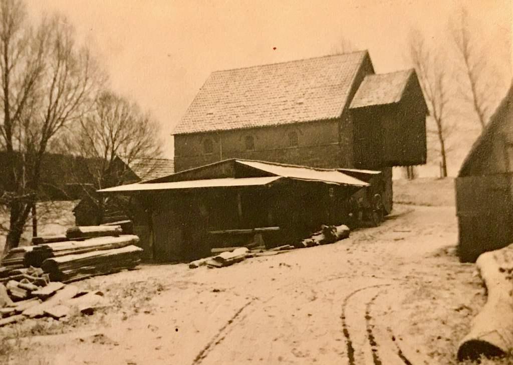 Kramers Mühle 1934