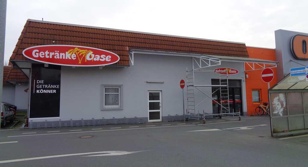 Oelder Anzeiger | Getränke Oase Eröffnung